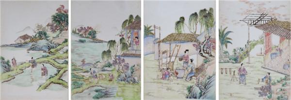 妇女生产过程_文物小故事之一_中国妇女儿童博物馆